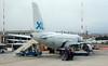 XL Airways France Airbus A320-200 YL-LCE, Catania Fontanarossa airport, 14 September 2007 - 1537.   YL = Latvia.