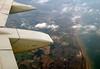G-DOCA /  BA 2595, 14 September 2007 2 - 1727   Crossing the English coast.