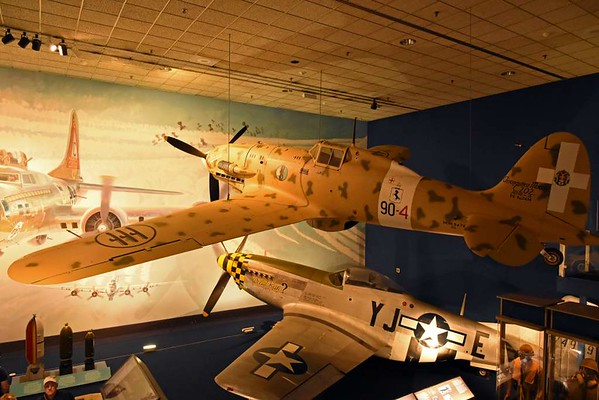 Macchi C.202 MM 9476 Folgore (Thunderbolt), Smithsonian Air and Space Museum. Washington DC, 15 May 2017 1. One of two survivors of 1150 built.