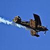 2011 Jacqueline Cochran Air Show <br /> Jon Melby  performs in his Pitts S-1-11B