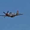 2011 Jacqueline Cochran Air Show<br /> P-51 Mustang