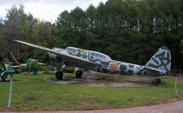 Kawasaki Ki-48 ('Lily') light bomber, Great Patriotic War Museum, Moscow, 29 August 2015 1.  A very rare survivor of 1997 built.  Entered service in 1940.  Initially satisfactory but outclassed later in the Second World War when many were converted for kamikaze use.