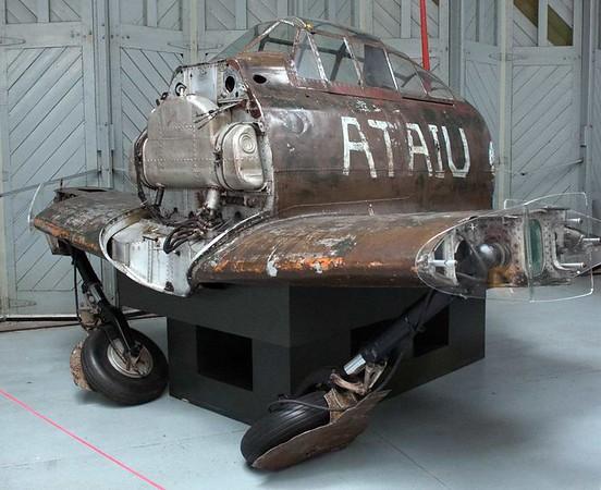 Mitsubsihi Zero A6M5, Imperial War Museum, Duxford, 31 December 2012 2.