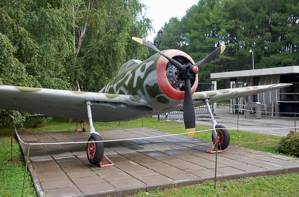 Nakajima Ki-43 Hayabusa (= Peregrine Falcon) fighter ('Oscar'), Great Patriotic War Museum, Moscow, 29 August 2015 2.  This example served with 54 Sentai on Shumsu, one of the Kurile islands.  They were invaded by the Soviet Union in August 1945.