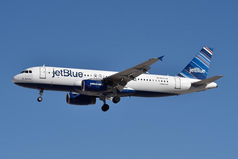 N633JB<br /> <br /> Major Blue<br /> <br /> 3/3/17 LAS