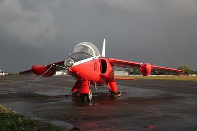 ex-RAF Folland Gnat T.1, XR538 / G-RORI - 27/09/19