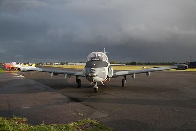 ex-Sultan of Oman's Air Force BAC Strikemaster Mk.82A, 425 / G-SOAF - 27/09/19