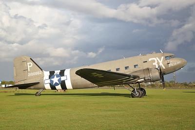ex-USAF & RCAF Douglas C47A-DC3 Dakota, N473DC/2100882/3X-P 'Drag-em-oot' - 27/09/19
