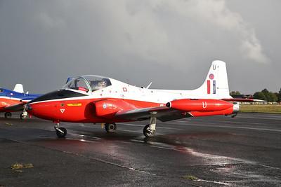 ex-RAF Hunting Jet Provost T.5, XW324 / G-BWSG - 27/09/19