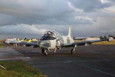 ex-Sultan of Oman's Air Force BAC Strikemaster Mk.82A, 42 5/ G-SOAF - 27/09/19