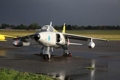 ex-Indian Air Force Hindustan Gnat F.1, E296 / G-SLYR - 27/09/19