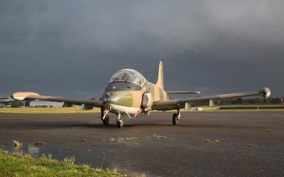ex-Royal Saudi AF BAC Strikemaster Mk.80A, 417 / G-RSAF - 27/09/19