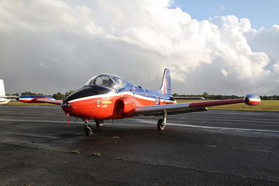ex-RAF Hunting Jet Provost T.5A, XW325 / G-BWGF - 27/09/19