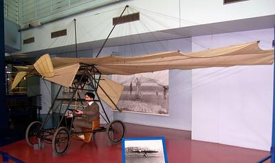 France: Le Bourget aerospace museum, Paris, 2005