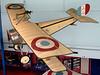 1915 - Nieuport XI Baby, Musee de l'Air et de l'Espace, Le Bourget, Paris, 10 May 2005 1
