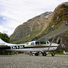 Wilderness Wings Cessna 206 Milford Sound