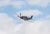 """North American P-51D Mustang """"Marinell"""" reg G-MRLL, at Little Gransden"""