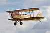 Stampe SV4C, reg G-BRXP, at Little Gransden.  Built 1948