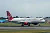 Virgin Atlantic Airbus A320-200 EI-DEO Queen of the Cobbles, Heathrow Airport, Fri 29 August 2014 - 0957.
