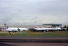 BAC Concorde G-BOAB, Heathrow Airport, Fri 29 August 2014 - 1005.