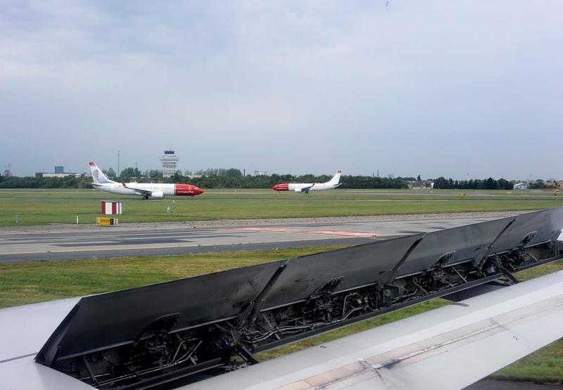 British Airways Airbus A320 G-EUUH, Copenhagen Airport, Fri 29 August 2014 - 1131.