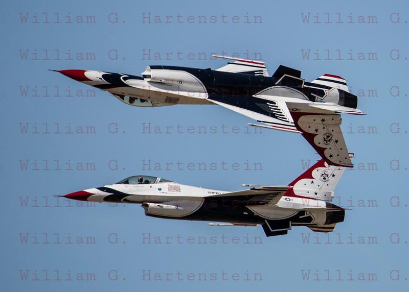 LA County Airshow 03-25-2017 T-Birds