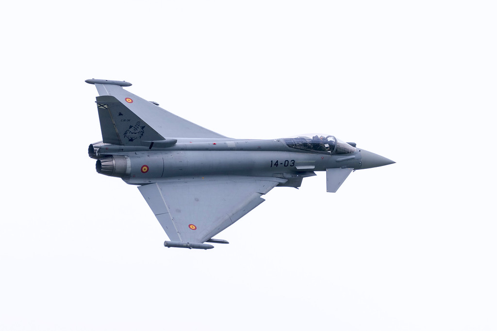 Typhoon, Spanish Airforce
