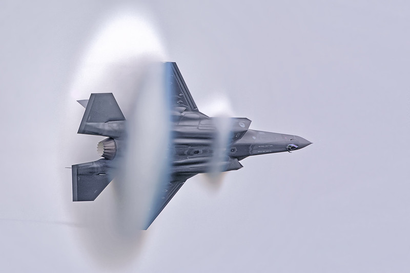 F-35A Lightning (joint strike fighter)