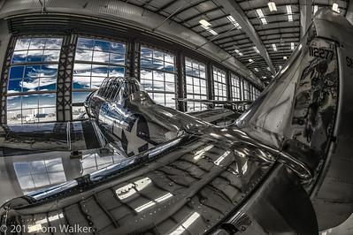DC-3 At Lyons Air Museum