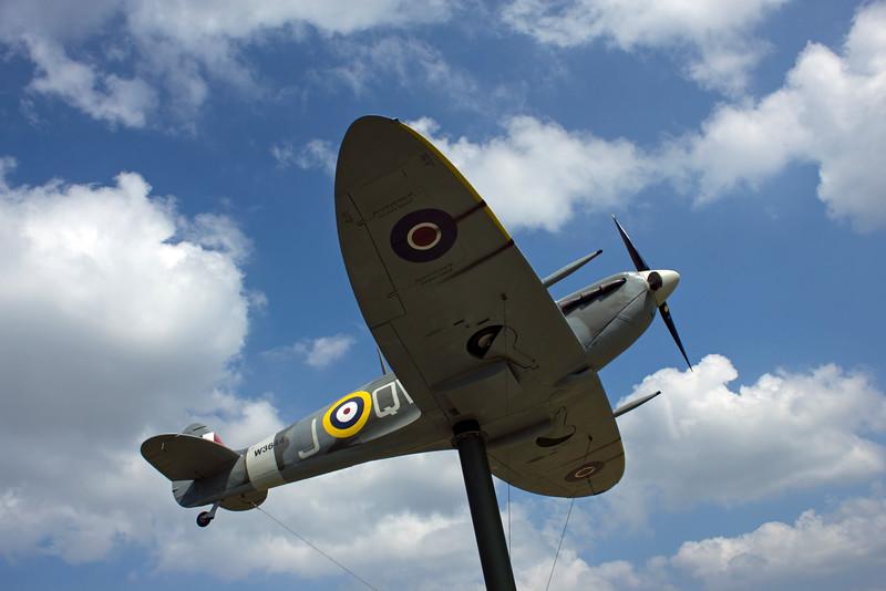 Lytham St. Annes Spitfire Memorial