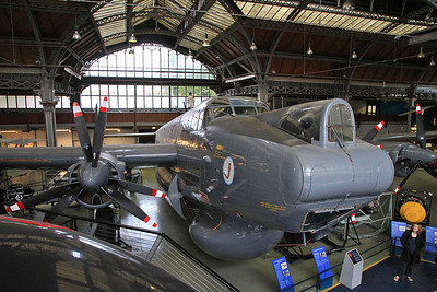 Manchester Museum of Science & Industry, Air & Space Hall, 25th October 2015