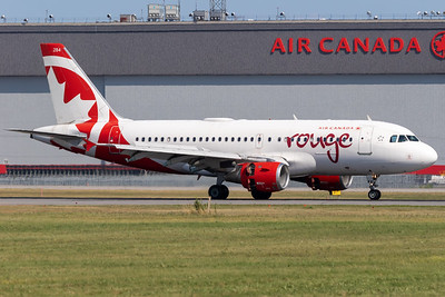 Air Canada Rouge A319-100 (C-GBIN)