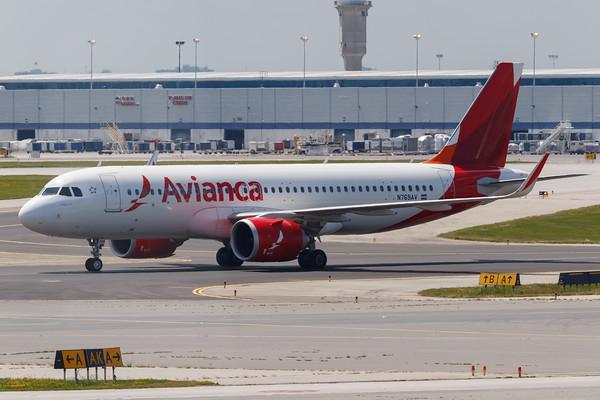 Avianca A320-200N (N769AV)