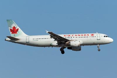 Air Canada A320-200 (C-FFWM)
