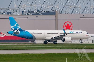 Air Transat A321-200NX (C-GOIJ)-2