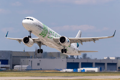 Azores Airlines A321-200N (CS-TSF)-2
