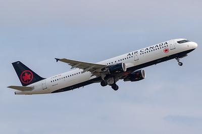 Air Canada A321-200 (C-GJWO)