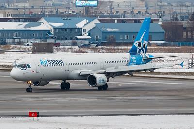 Air Transat A321-200 (C-GEZJ)