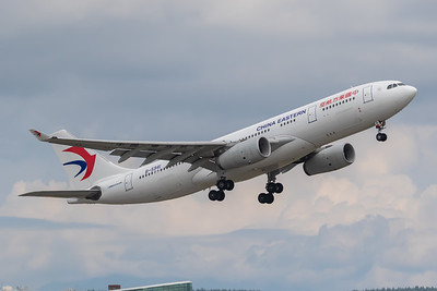 China Eastern Airlines A33-200 (B-5941)