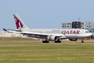 Qatar Airways A330-200 (A7-ACI)