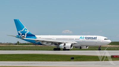 Air Transat A330-200 (C-GUBL)