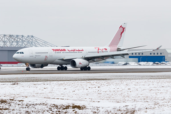 Tunisair A330-200 (TS-IFM)