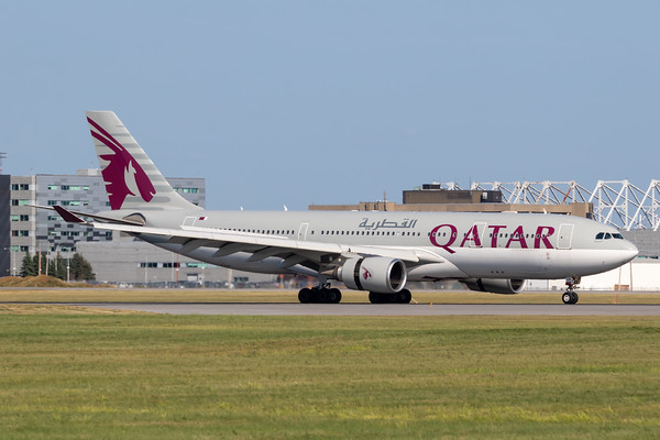Qatar Airways A330-200 (A7-ACK)