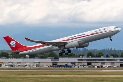 Sichuan Airlines A330-300 (B-8690)-2