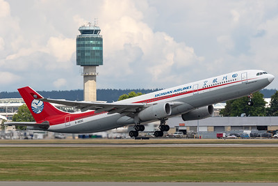 Sichuan Airlines A330-300 (B-8690)