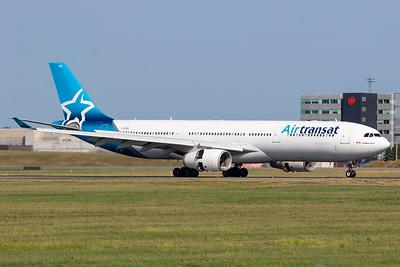 Air Transat A330-300 (C-GTSO)