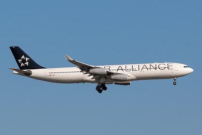 Lufthansa A340-300 (D-AIGP)