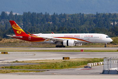 Hong Kong Airlines A350-900 (B-LGE)