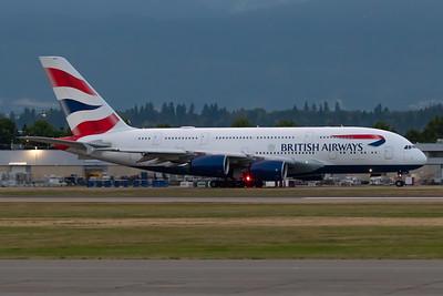British Airways A380-800 (G-XLEH)-2