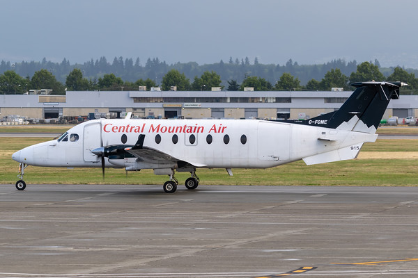 Central Mountain Air Beech 1900D (C-FCME)